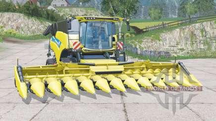 New Holland CR10.90〡manually unloading for Farming Simulator 2015