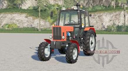 MTZ-82.1 Belarus〡 steering wheel selection for Farming Simulator 2017