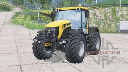 JCB Fastrac 3230 Xtra〡adjustable mirrors for Farming Simulator 2015