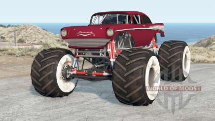 CRC Monster Truck v1.1 for BeamNG Drive