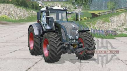 Fendt 936 Vario〡purchased wheel counterweights for Farming Simulator 2015