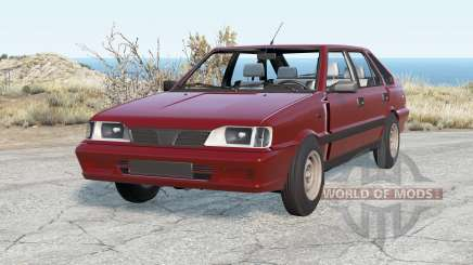 FSO Polonez Caro Plus 1997 for BeamNG Drive