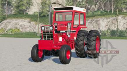 International 66 series〡front weight options for Farming Simulator 2017
