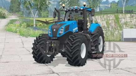 New Holland T8.390 for Farming Simulator 2015