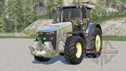 John Deere 8R series〡tinted windows for Farming Simulator 2017