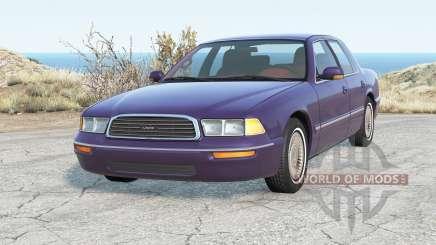 Gavril Grand Marshall 1998 v1.06 for BeamNG Drive