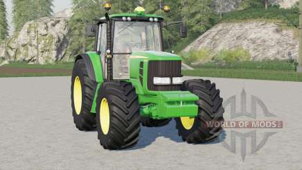 John Deere 6000 series〡beacon configurations for Farming Simulator 2017