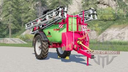 Krukowiak Goliat 8000-40 ALU for Farming Simulator 2017