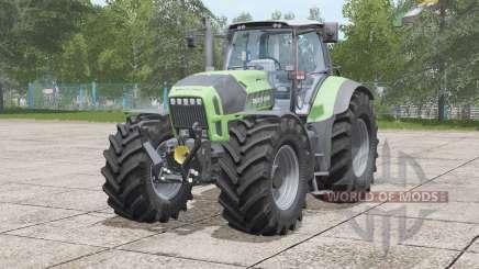 Deutz-Fahr Agrotron L 700 for Farming Simulator 2017