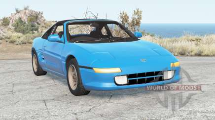 Toyota MR2 GT T-Bar (W20) 1993 v1.2 for BeamNG Drive