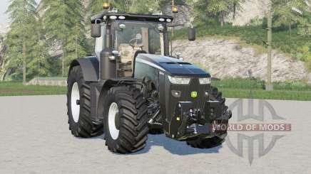 John Deere 8R series〡all motor configurations for Farming Simulator 2017