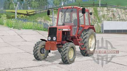 MTZ-1025 Belarus〡real sounds for Farming Simulator 2015