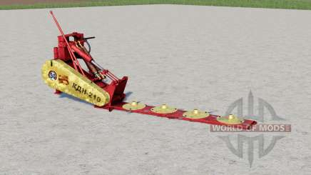 KDN-210〡removable protection for Farming Simulator 2017