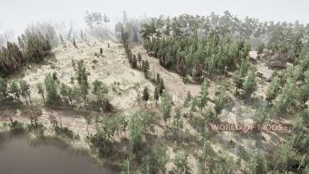 Ecoregion for MudRunner
