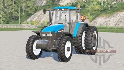 New Holland TM series〡wheels selection for Farming Simulator 2017