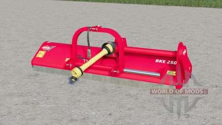 Kuhn BKE 250 for Farming Simulator 2017