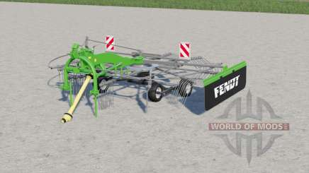Fendt Former 456 DN〡schwader for Farming Simulator 2017
