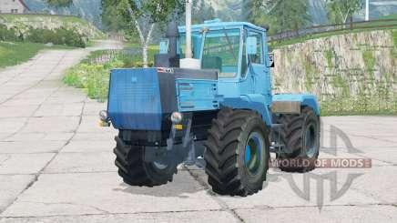 T-150K-09〡animated dashboard for Farming Simulator 2015