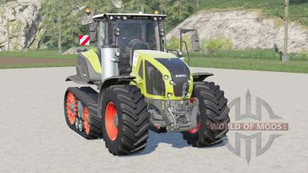 Claas Axion 900 Terra Trac〡some small mistakes fixed for Farming Simulator 2017