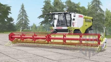 Claas Lexion 700〡capacity choice for Farming Simulator 2017