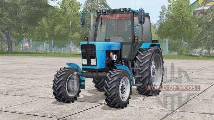 MTZ-82.1 Belarus〡engine vibration for Farming Simulator 2017