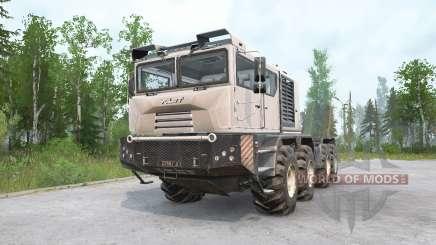 MZKT-741351 for MudRunner