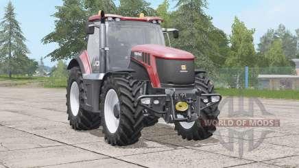 JCB Fastrac 8000〡two engine options for Farming Simulator 2017
