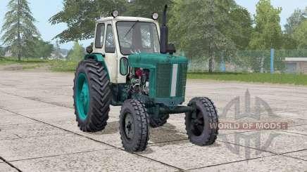 YuMZ-6L〡choice of engine for Farming Simulator 2017