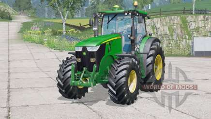 John Deere 7280R〡full washable for Farming Simulator 2015