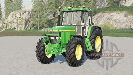 John Deere 6910〡many configuration available for Farming Simulator 2017