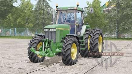 John Deere 7000 series〡beacon configurations for Farming Simulator 2017