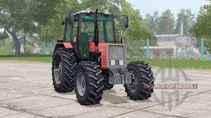 MTZ-820 Belarus〡frontloader support for Farming Simulator 2017