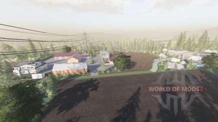 Masna Dolina v1.0.1 for Farming Simulator 2017