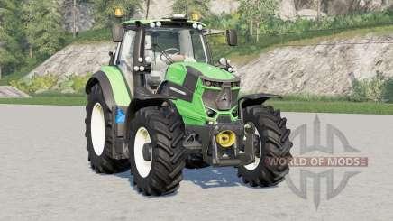Deutz-Fahr Serie 6 TTV Agrotron〡engine selection for Farming Simulator 2017