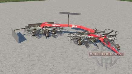 Fella Juras 1502 for Farming Simulator 2017