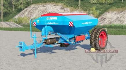 Lemken Solitair 12 SW for Farming Simulator 2017
