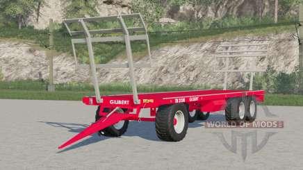 Gilibert TR 3130 for Farming Simulator 2017