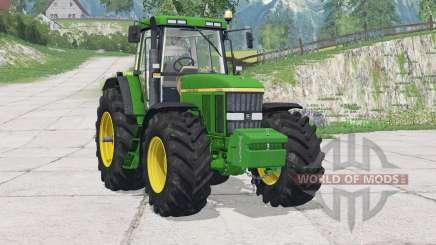 John Deere 7810〡opening bonnet for Farming Simulator 2015