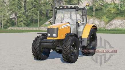 Massey Ferguson 5400 series〡engine selection for Farming Simulator 2017