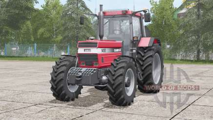 Case IH 1455 XL〡there are wide tyre for Farming Simulator 2017