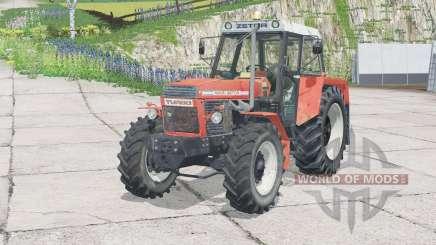 Zetor 16145 Turbo〡wheels weights for Farming Simulator 2015